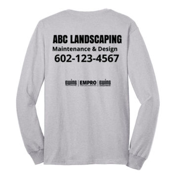 Ash long sleeve (No Trees) Thumbnail